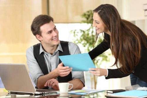 Optimale Kooperation im Büro - Business Coaching und Change Management professionell umsetzen. Fernlehre an der COMENIUS AKADEMIE vermittelt die Tools.